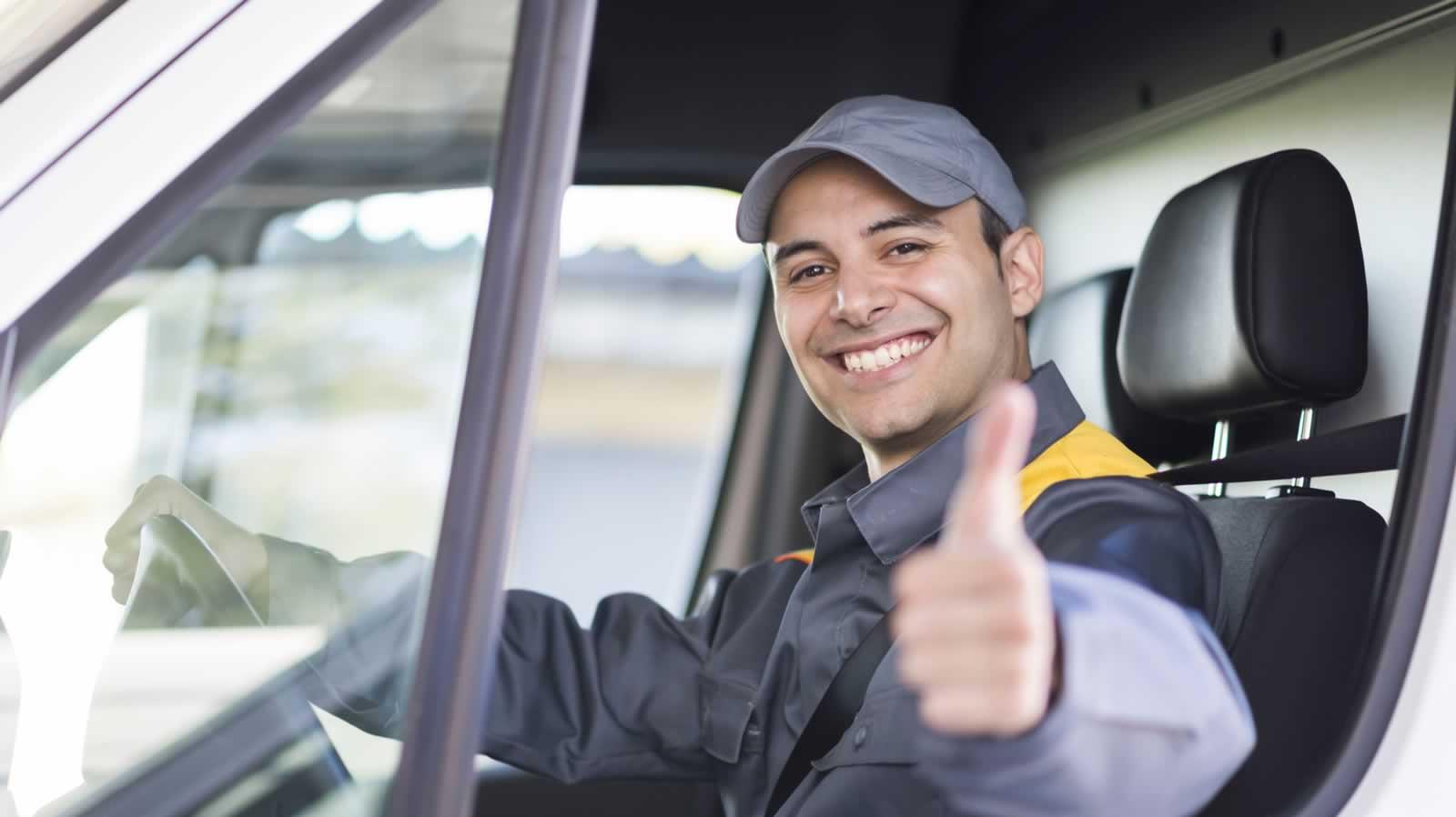 Mensajeros y conductores