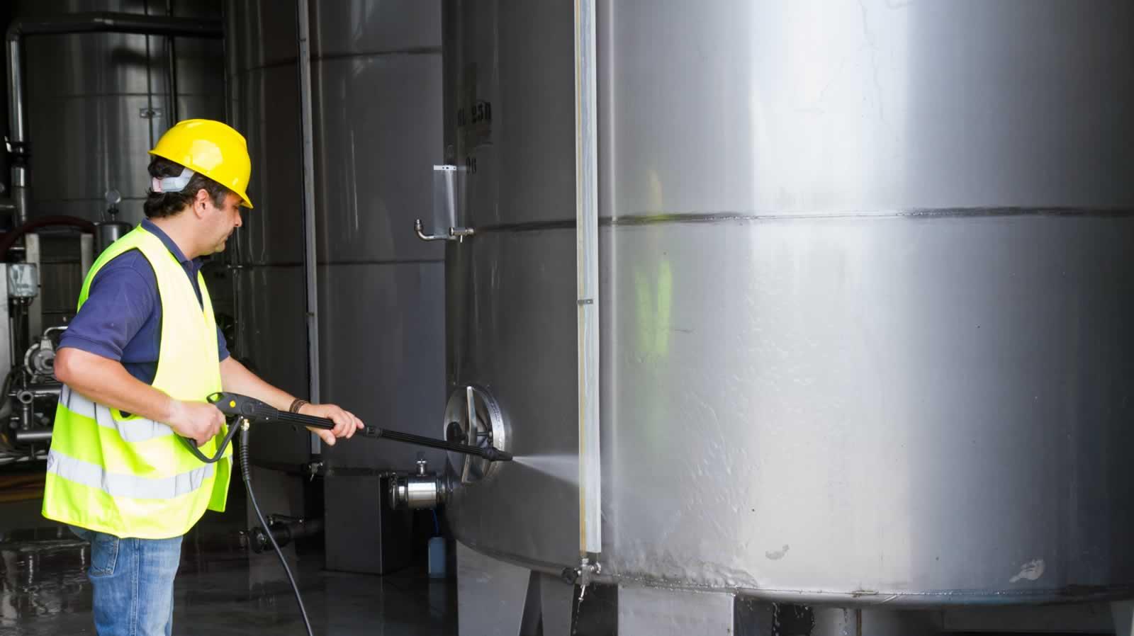 Personal para limpieza técnica industrial