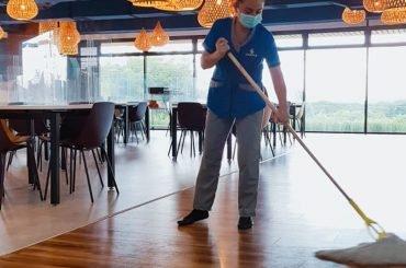 Personal Limpieza Oficina