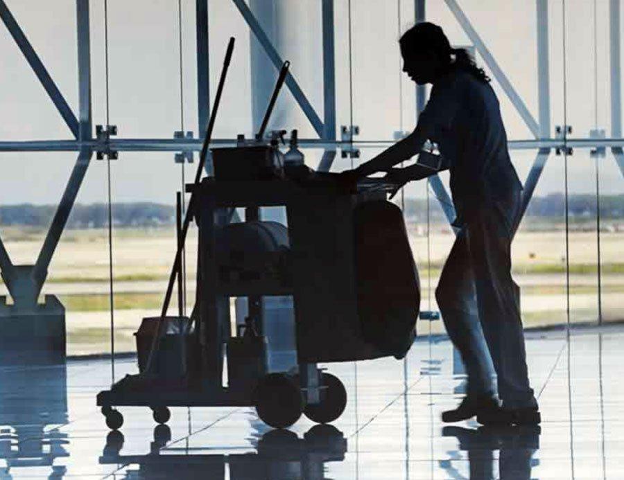 limpieza-aeropuerto